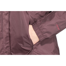 The North Face Resolve 2 Jacket Dam fig/rumba red